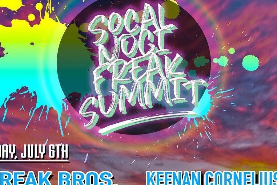 No Gi Freak Summit | July 6-8th 2018