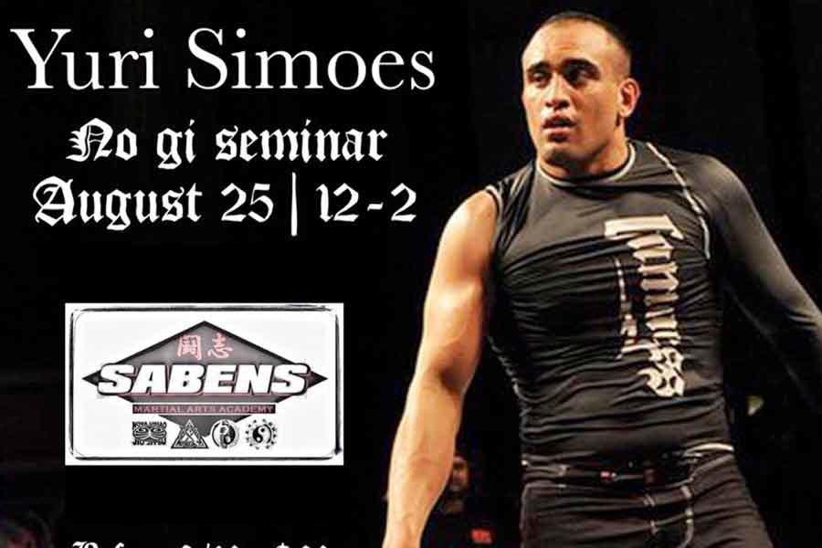 Sabens Martial Art Academy | August 25, 2018